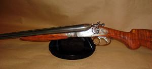 King Nitro shotgun restoration.